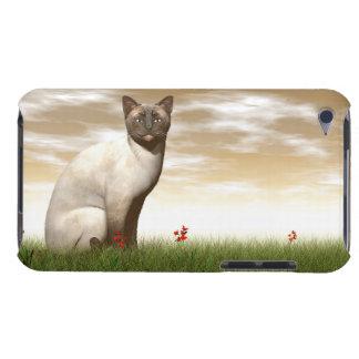 Capa Para iPod Touch Gato Siamese