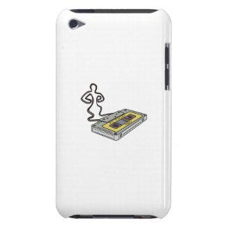 Capa Para iPod Touch Homem compacto da cassete de banda magnética que