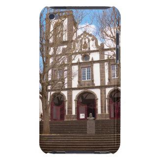Capa Para iPod Touch Igreja em ilhas de Açores