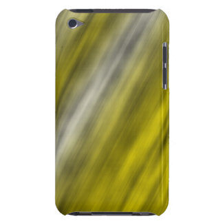 Capa Para iPod Touch ipod touch 5g, arte abstracta, amarela