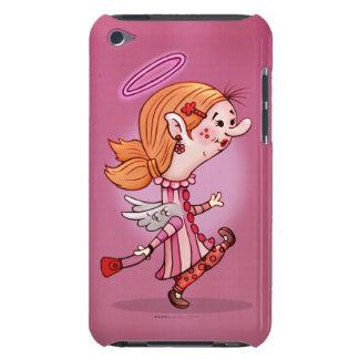 Capa Para iPod Touch Ipod touch BONITO dos DESENHOS ANIMADOS do ANJO de