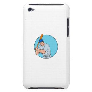 Capa Para iPod Touch Jogador de beisebol que guardara o desenho do