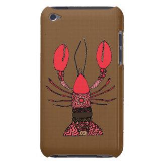 Capa Para iPod Touch Lagosta