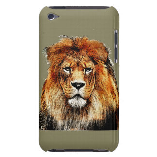 Capa Para iPod Touch Leão africano