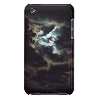Capa Para iPod Touch lua super do céu nocturno