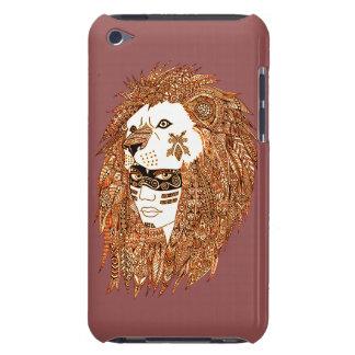 Capa Para iPod Touch Máscara do leão