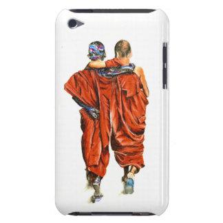 Capa Para iPod Touch Monges budistas