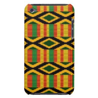 Capa Para iPod Touch Multi design africano do impressão do teste padrão