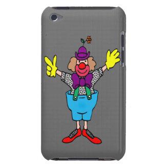 Capa Para iPod Touch Palhaço