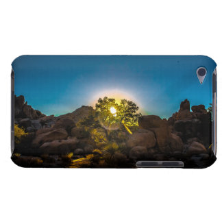 Capa Para iPod Touch Parque de Joshua TreeNational do nascer do sol