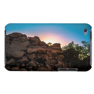 Capa Para iPod Touch Parque nacional de árvore de Joshua do nascer do