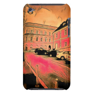 Capa Para iPod Touch Pintura de Sibiu