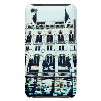 Capa Para iPod Touch Pintura húngara do parlamento