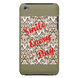Capa Para iPod Touch Sorri cada dia