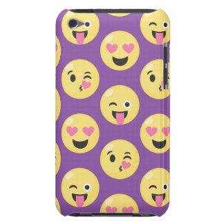 Capa Para iPod Touch Teste padrão do amor de Emoji