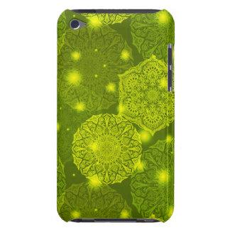 Capa Para iPod Touch Teste padrão luxuoso floral da mandala