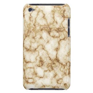 Capa Para iPod Touch Textura de mármore elegante