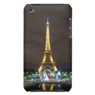 Capa Para iPod Touch Torre Eiffel na noite, Paris