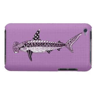 Capa Para iPod Touch Tubarão de Hammerhead