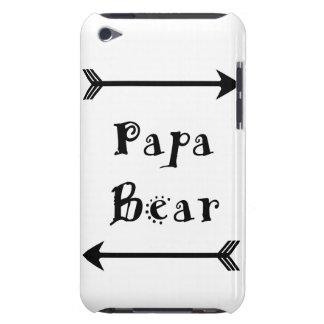 Capa Para iPod Touch Urso da papá