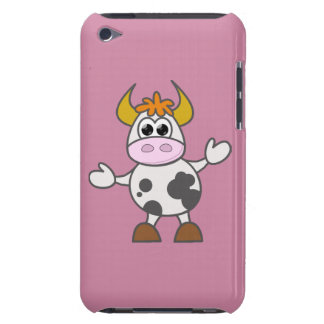 Capa Para iPod Touch Vaca confundida