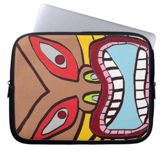 Capa Para Laptop A bolsa de laptop de Tiki