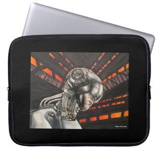 Capa Para Laptop A bolsa de laptop do computador da realidade