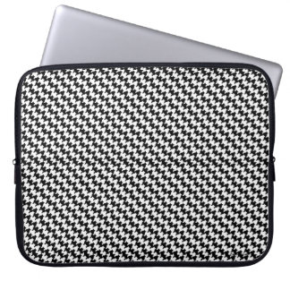 Capa Para Laptop A bolsa de laptop do computador do teste padrão de