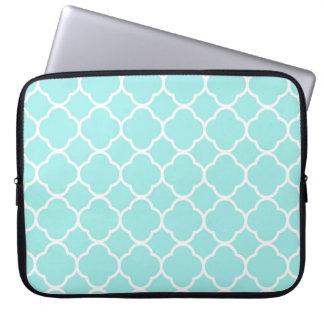 Capa Para Laptop A bolsa de laptop marroquina do impressão de