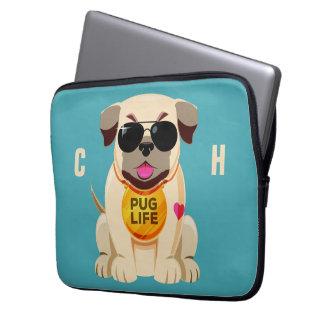 Capa Para Laptop As bolsas de laptop feitas sob encomenda do nome &