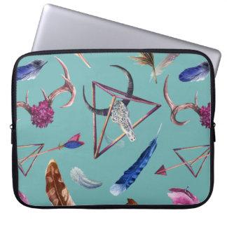 Capa Para Laptop Boho Enchanted