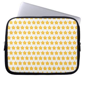 Capa Para Laptop caixa pequena brilhante da bolsa de laptop das
