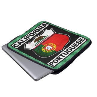 Capa Para Laptop Cobrir americano português do laptop de Califórnia