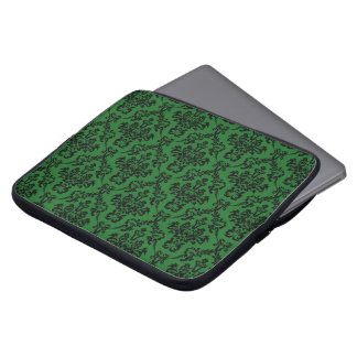 Capa Para Laptop Decoração do damasco