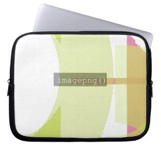 Capa Para Laptop design 2 do código do imagepng () na bolsa de