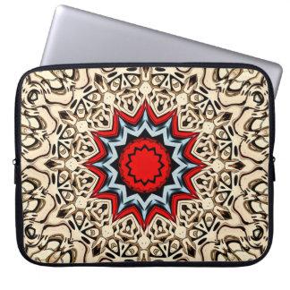 Capa Para Laptop Doze pontos da mandala