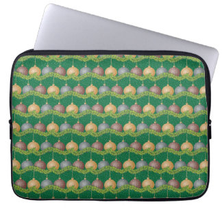 Capa Para Laptop Enfeites de natal e festão