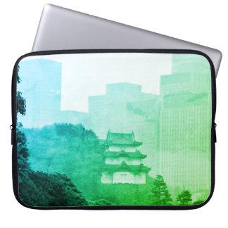 Capa Para Laptop Exemplo de Tokyo