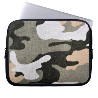 Capa Para Laptop Exército - camuflagem