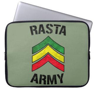 Capa Para Laptop Exército de Rasta