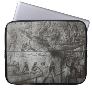 Capa Para Laptop Hieroglyphics egípcios