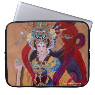 "Capa Para Laptop Imperatriz chinesa 15"" a bolsa de laptop"