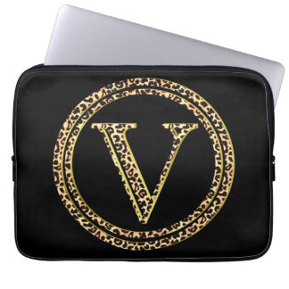 Capa Para Laptop Leopardo V