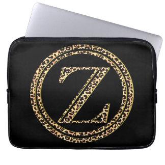 Capa Para Laptop Leopardo Z