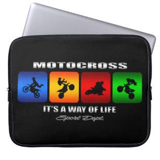 Capa Para Laptop Motocross legal é um modo de vida