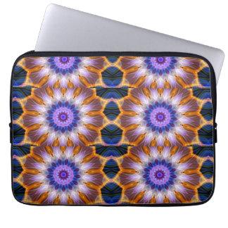 Capa Para Laptop Ondas coloridas