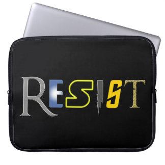 Capa Para Laptop Os geeks resistem!