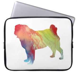 Capa Para Laptop Pug