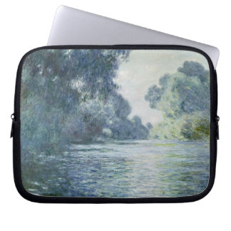 Capa Para Laptop Ramo de Claude Monet | do Seine perto de Giverny
