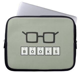 Capa Para Laptop Registra os vidros Zh6zg do nerd do elemento